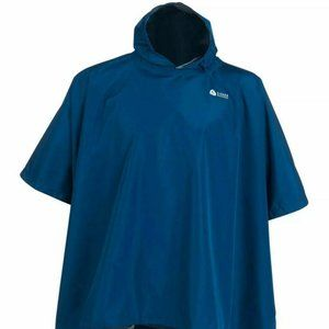 Youth Poncho Hoodie Packable Rain Gear Camping NEW